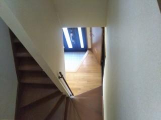 天拝坂階段